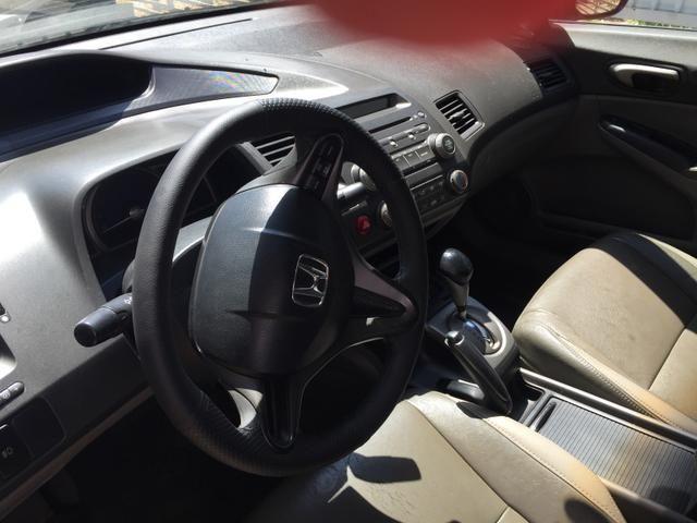 Honda Civic, automático, completo, 2009 - Foto 3