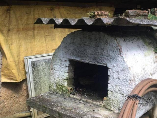 Chácara com 3 dormitórios à venda, 24189 m² por r$ 320.000,00 - rio sagrado - morretes/pr - Foto 14