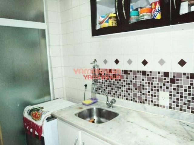 Apartamento em condomínio com 2 dormitórios à venda, 50 m² por r$ 300.000 - cidade patriar - Foto 5