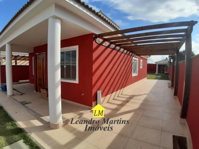 Linda e ótima casa primeira locação em itaipuaçu. 3 minutos da praia de carro - Foto 5