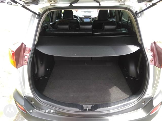 Vendo Toyota RAV4 4x4 conservadíssima!!! - Foto 8