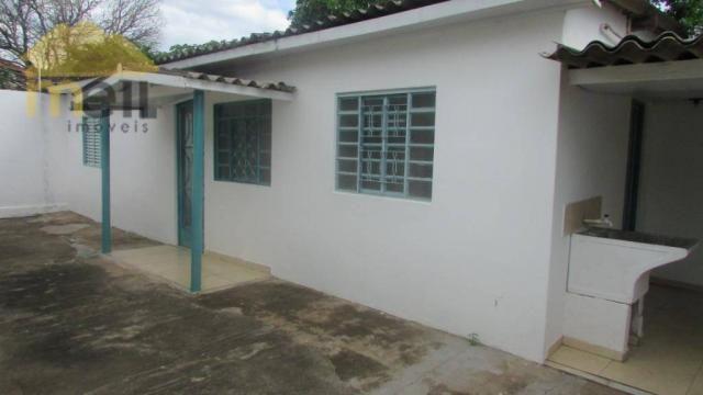 Edícula com 1 dormitório para alugar, 36 m² por R$ 550,00/mês - Vila Malaman - Presidente