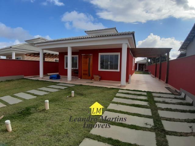 Linda e ótima casa primeira locação em itaipuaçu. 3 minutos da praia de carro