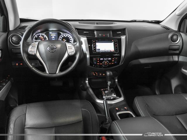 Nissan Frontier LE CD 4x4 2.3 Bi-TB Diesel Aut. - Cinza - 2018 - Foto 6