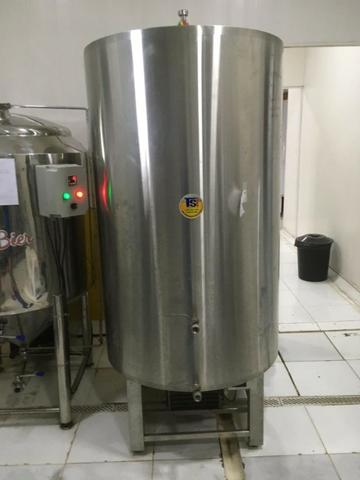 Fermentador refrigerado - 500 Litros