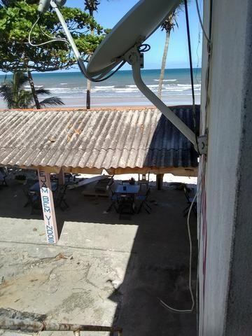 Casa para diária na praia do cururupi! - Foto 9