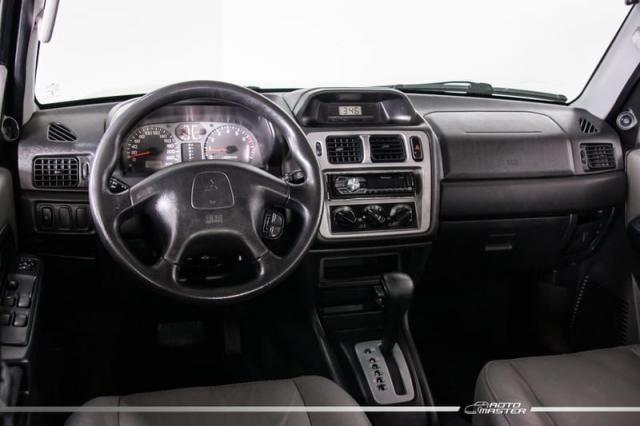Mitsubishi Pajero TR4 2.0/ 2.0 Flex 16V 4x4 Aut. - Preto - 2008 - Foto 6