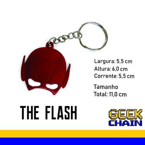 Chaveiro Geek - Máscara Flash - Hobbies e coleções - Parque da Mooca ... be37738ee1