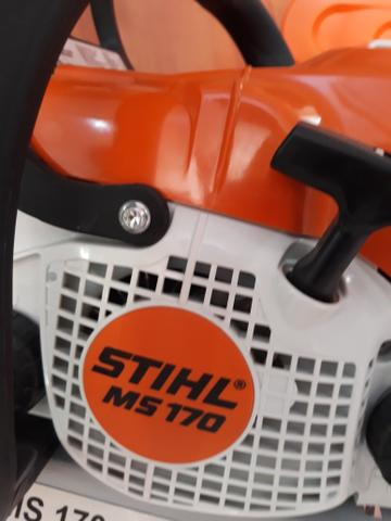 dd99089fb8432 Motosserra Stihl MS 170 1.3 kW 1.8 CV cilindrada 30.1 cm³ ...