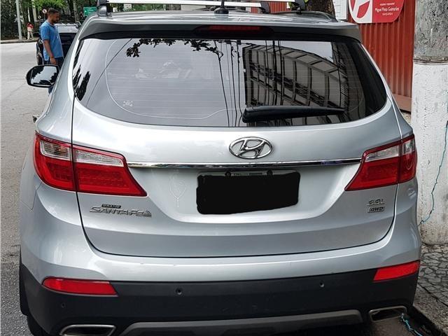 Hyundai Grand santa fé 3.3 mpfi v6 4wd gasolina 4p automático - Foto 5