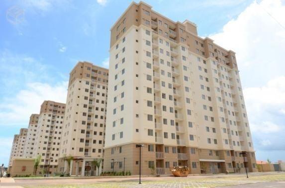 Apartamento de 47 m² no Condomínio Costa Araçagy no 12º andar 02 qtos s/ 01 suite - Foto 13