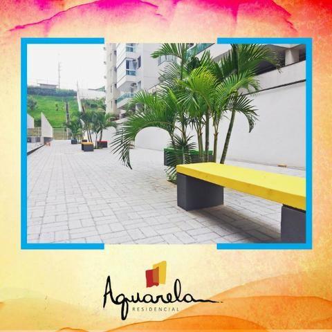 Loja NOVA 72 m² com pé direito duplo Residencial Aquarela em Jardim Camburi - Foto 6