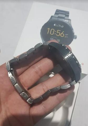 35044dc219a18 Smartwatch da Fossil Q marshal - Celulares e telefonia - Taguatinga ...