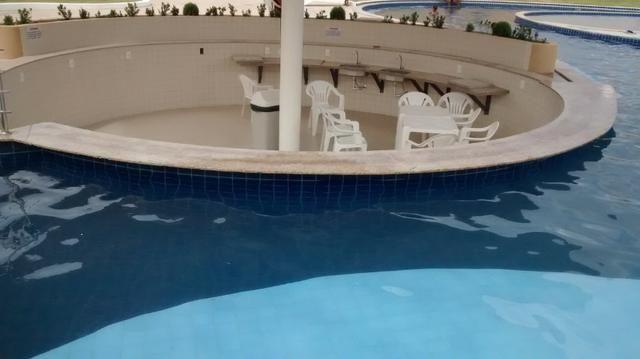 Casa Caldas Novas-GO, Condomínio Fechado, Jardins da Lagoa Condo Resort - Foto 12