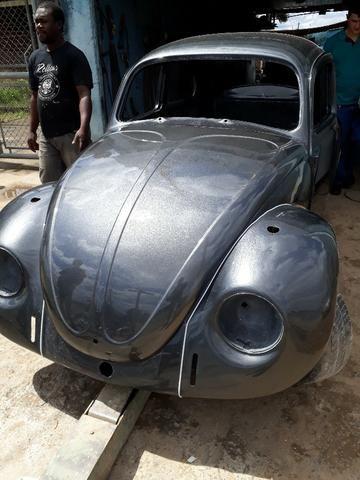 Vw - Volkswagen Fusca em restauração