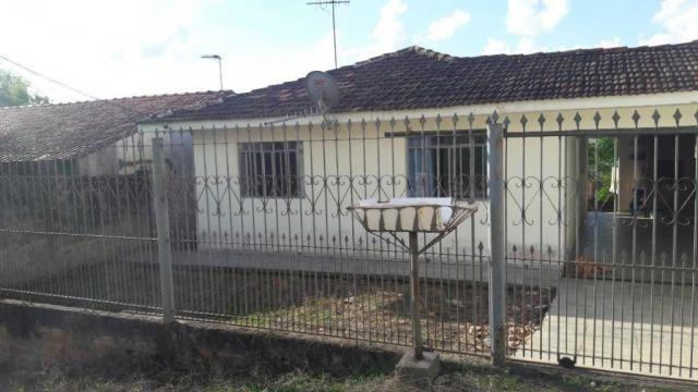 Casa com 2 dormitórios à venda - campo pequeno - colombo/pr - Foto 2