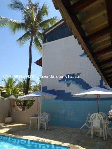 Casa em condomínio para venda em salvador, praia de flamengo, 3 dormitórios, 2 suítes, 4 b - Foto 3