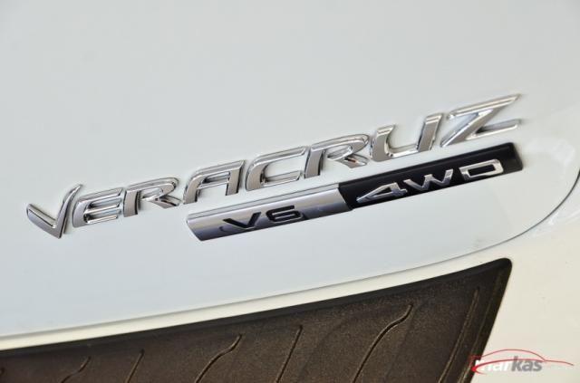 Hyundai Vera Cruz vera cruz 3.0 v6 270hp blindada 4P - Foto 12