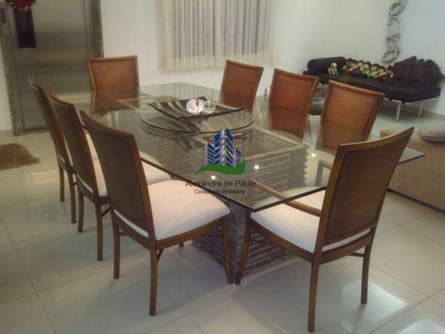 Apartamento alto luxo, 4 quartos, beira mar de candeias - Foto 3