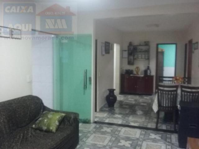 00676 - QNP 14! Aceito casa Vicente Pires! - Foto 2