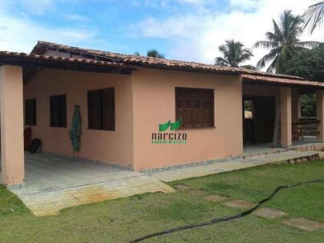 Casa residencial à venda, jacuipe, camaçari - ca0819. - Foto 6
