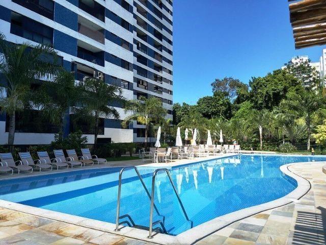 Apartamento 3/4 Alphaville 106 m² com 2 vagas Condomínio com Lazer Completo - Foto 17