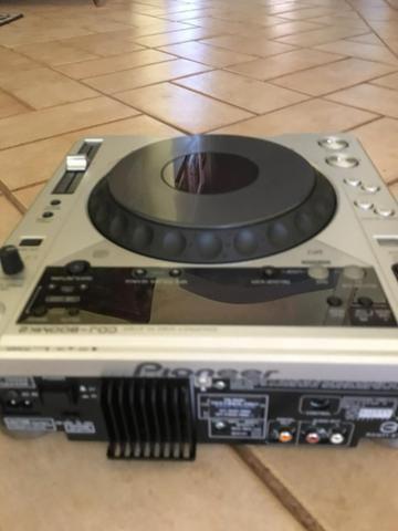 CDJ Pioneer MK2 800 - Foto 3