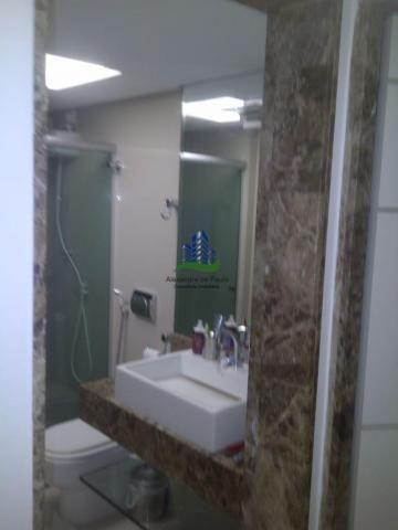 Apartamento alto luxo, 4 quartos, beira mar de candeias - Foto 9