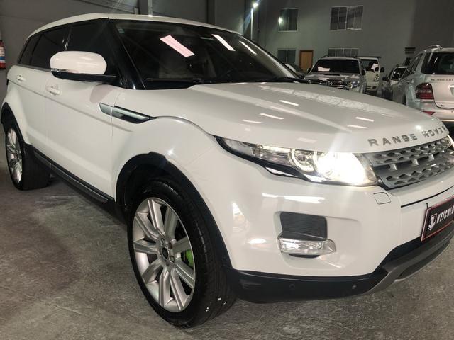 Land Rover Evoque 2013 prestige