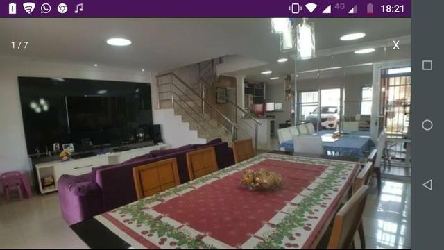 Vendo ou troco linda casa duplex jardim das oliveiras - Foto 5