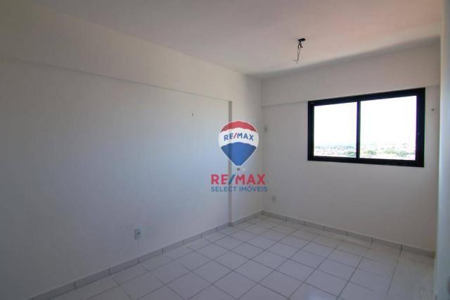 Apartamento Residencial Alvorada, com 3 dormitórios à venda, 75 m² por R$ 340.000 - Dix-Se - Foto 9