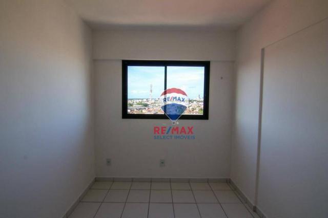 Apartamento Residencial Alvorada, com 3 dormitórios à venda, 75 m² por R$ 340.000 - Dix-Se - Foto 8