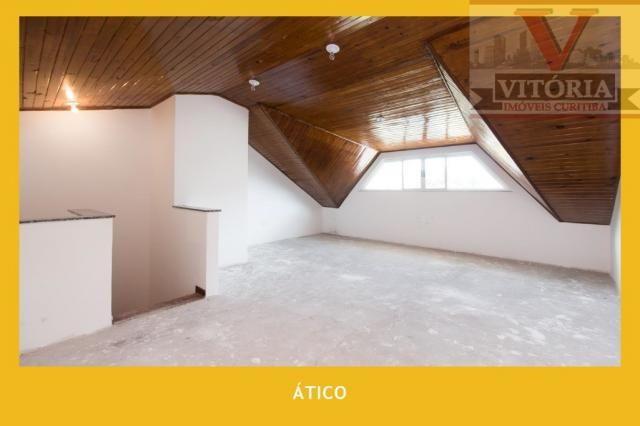 SOBRADO À VENDA, 139 M² POR R$ 400.000,00 - FAZENDINHA - CURITIBA/PR - Foto 14