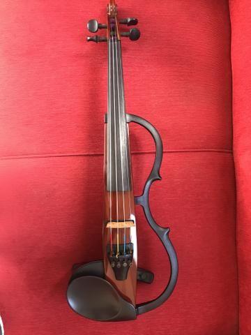 Violino elétrico Silent Yamaha SV-130 - Aceito Cartão - Foto 6
