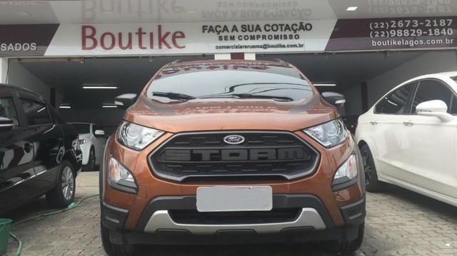 Ford - Ecosport Storm 2019