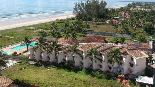 Apartamento na frente da praia em Guaibim-Ba - Foto 7