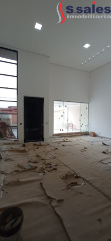 Oportunidade! Casa moderna em Vicente Pires a venda 4 Suítes - Lazer Completo - Foto 3