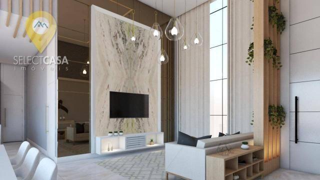 Casa com 4 dormitórios à venda, 450 m² por R$ 3.800.000,00 - Boulevard Lagoa - Serra/ES - Foto 4