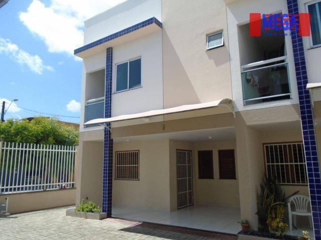 Casa duplex com 3 quartos, próximo à Av. Bezerra de Menezes - Foto 3