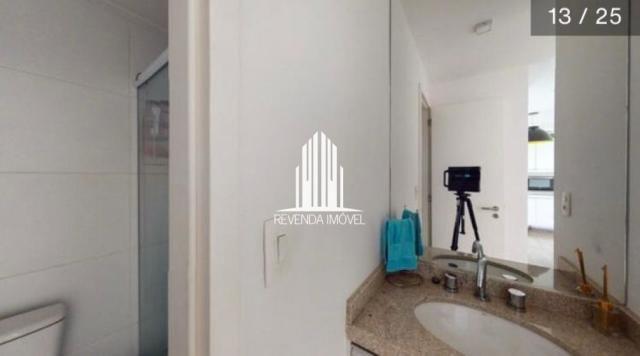 Apartamento 2 dormitórios com 1 suíte e 1 vaga na Barra Funda - Foto 12