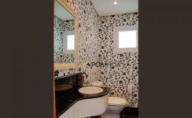 Casa com 5 dormitórios, 540 m² - venda por R$ 1.800.000,00 ou aluguel por R$ 17.000,00/mês - Foto 5