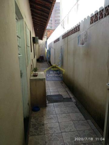Casa à venda com 2 dormitórios em Tupi, Praia grande cod:AC763 - Foto 9