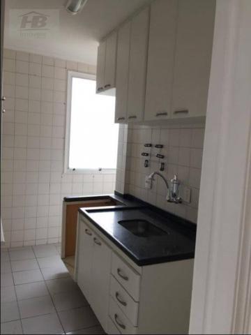 Apartamento com 2 dormitórios para alugar, 48 m² por R$ 1.200,00/mês - Jaguaré - São Paulo - Foto 6