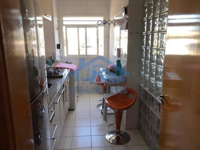 Apartamento com 2 dormitórios à venda, 51 m² por R$ 350.000,00 - Jardim Tupanci - Barueri/ - Foto 2