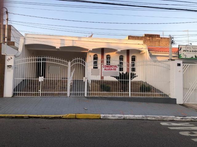 Casa com 4 dormitórios para alugar, 144 m² por R$ 3.400,00/mês - Brasil - Itu/SP