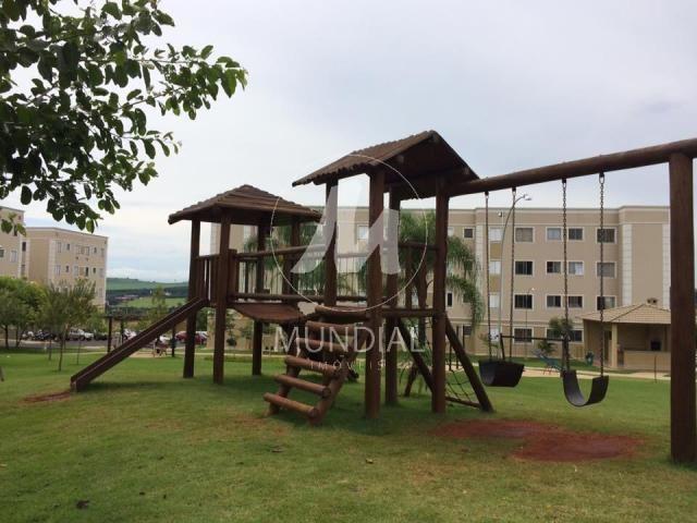Apartamento à venda com 2 dormitórios em Reserva sul cond resort, Ribeirao preto cod:57946 - Foto 20