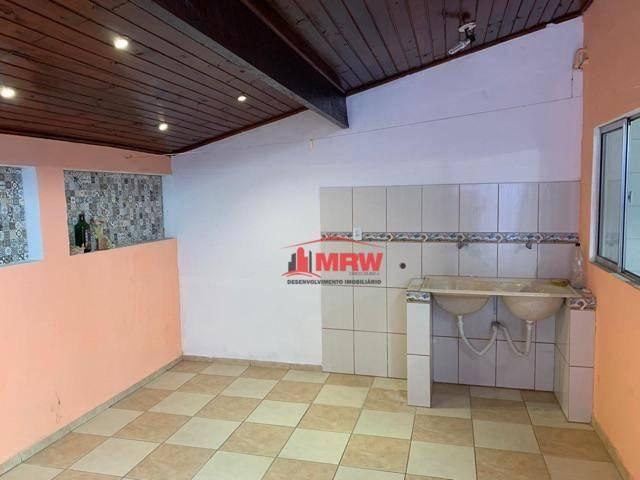 Casa com 2 dormitórios à venda, 98 m² por R$ 250.000,00 - Conjunto Habitacional Jardim Ser - Foto 13