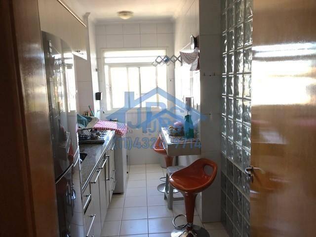 Apartamento com 2 dormitórios à venda, 51 m² por R$ 350.000,00 - Jardim Tupanci - Barueri/ - Foto 4