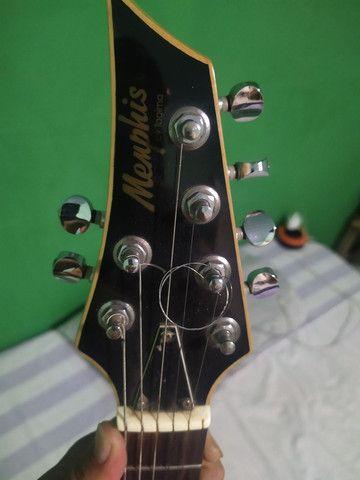 Guitarra Memphis Mg 230 - Foto 3