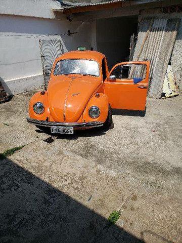 Carro antigo  fusca  - Foto 2